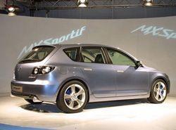 MX Sportif Mazda фото