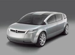 Mazda Washu фото