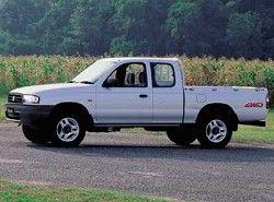 Mazda B-series 2.0  UN фото