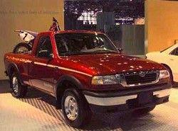Mazda B-series 2.5 D  UN фото