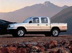 Mazda B-series 2.5 D (91hp) (4dr)  UN фото