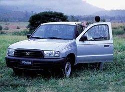 Mazda B-series 2.5 D 4WD  UN фото