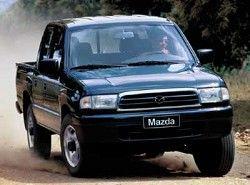 Mazda B-series 2.5 TD 4WD (2dr)  UN фото