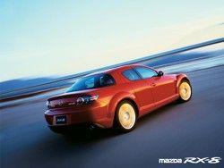 RX-8 Mazda фото