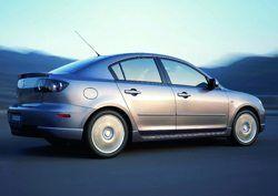 3 2.0 sedan Mazda фото