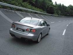 Mazda 6 MPS фото