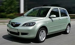 Mazda 2 1.4 фото