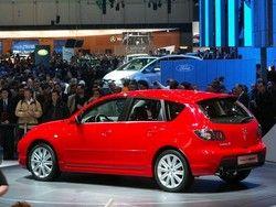 3 MPS Mazda фото