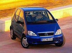 A 140  W168 Mercedes-Benz фото