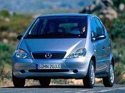 A 160(W168) Mercedes-Benz фото