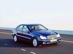 Mercedes-Benz C 180 (129hp)(W203 ) фото