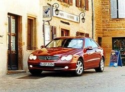 Mercedes-Benz C 180 Sportcoupe(C203) фото