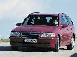 Mercedes-Benz C 180 T (122hp)(T202) фото