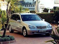 Mercedes-Benz C 180 T (129hp)(T203) фото