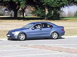 Mercedes-Benz C 200 CDI (115hp)(W203) фото