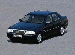Mercedes-Benz C 220 CDI (125hp)(W202) фото