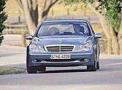 Mercedes-Benz C 220 CDI (143hp)(W203) фото