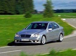 Mercedes-Benz C 32 AMG(W203) фото