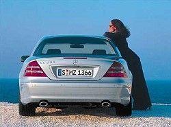 Mercedes-Benz CL 55 AMG(C215) фото
