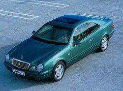 CLK 200 Kompressor (192hp)(C208) Mercedes-Benz фото