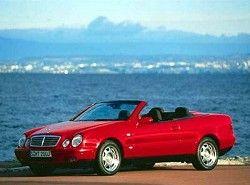 Mercedes-Benz CLK 200 Kompressor Cabrio (192hp)(C208) фото