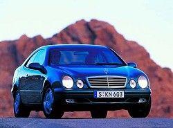 CLK 230 Kompressor (193hp)(C208) Mercedes-Benz фото