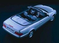 Mercedes-Benz CLK 230 Kompressor Cabrio (193hp)(C208) фото