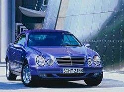 CLK 230 Kompressor Cabrio (193hp)(C208) Mercedes-Benz фото