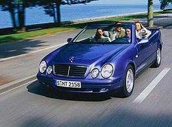 Mercedes-Benz CLK 230 Kompressor Cabrio (197hp)(C208) фото