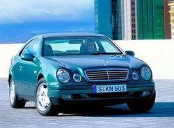 Mercedes-Benz CLK 320(C208) фото
