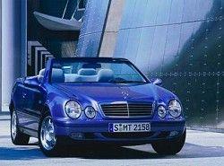 CLK 320 Cabrio(C208) Mercedes-Benz фото