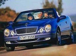 Mercedes-Benz CLK 55 AMG Cabrio  C208 фото