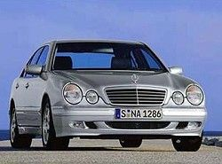 E 200 CDI(W210) Mercedes-Benz фото