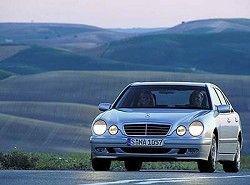 E 200 CDI (125hp)(W210) Mercedes-Benz фото