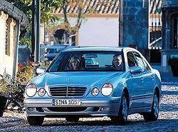 E 200 Kompressor (163hp)(W210) Mercedes-Benz фото