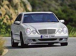 E 240 (170hp)(W210) Mercedes-Benz фото