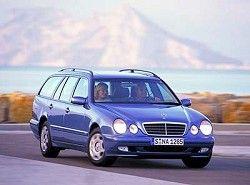 E 240 T (170hp)(S210) Mercedes-Benz фото
