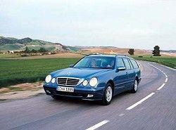 Mercedes-Benz E 270 T CDI(S210) фото