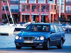 Mercedes-Benz E 280 T(S210) фото