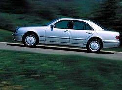 E 300 Turbo-D(W210) Mercedes-Benz фото