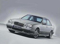 E 320(W210) Mercedes-Benz фото