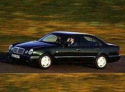 E 320 4-MATIC(W210) Mercedes-Benz фото