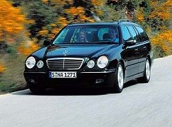 Mercedes-Benz E 320 T 4-MATIC  (S210) фото