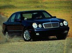 E 430(W210) Mercedes-Benz фото