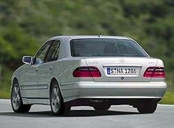 Mercedes-Benz E 430 4-MATIC(W210) фото