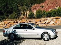 Mercedes-Benz E 500(W211) фото