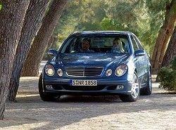 E 500(W211) Mercedes-Benz фото