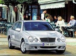 Mercedes-Benz E 55 AMG(W210) фото