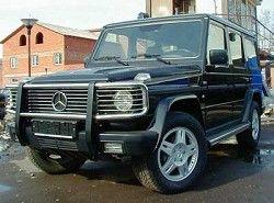 G 270 CDI (5dr)(W463) Mercedes-Benz фото