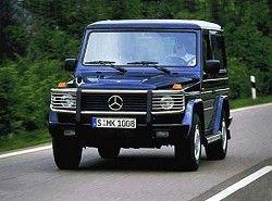 Mercedes-Benz G 300 TD (3dr)(W463) фото